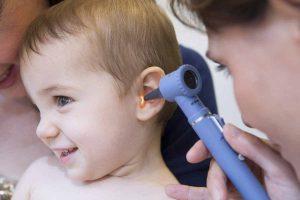 Inspect Babys Ears