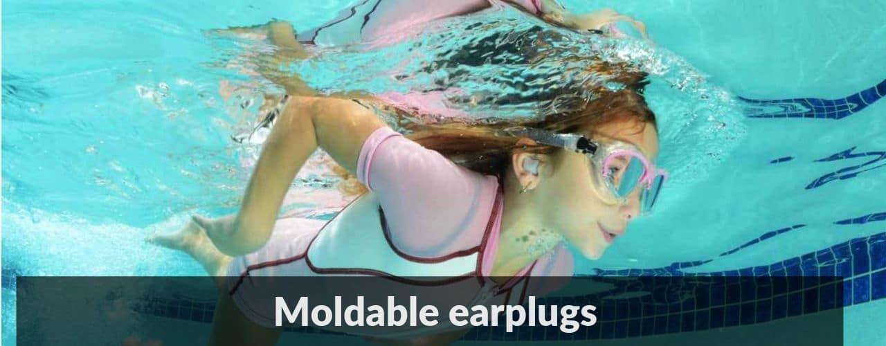 Moldable earplugs 1