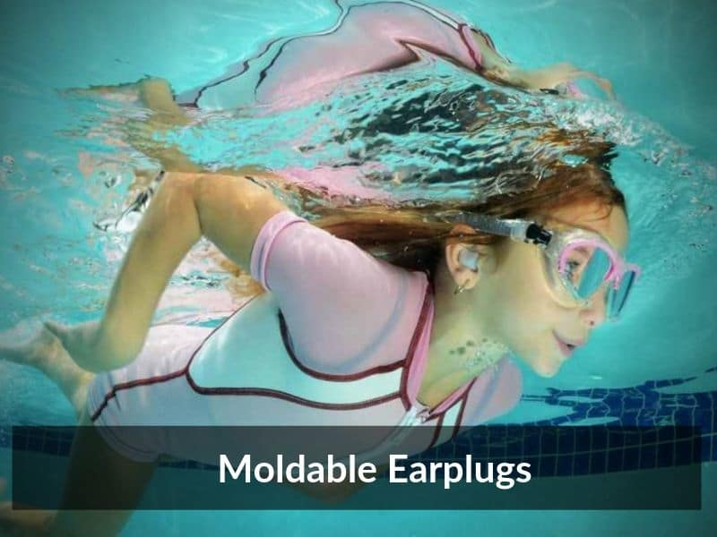 Moldable earplugs 2