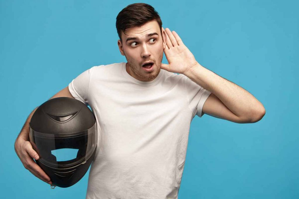 Motorcycle Earbuds. Hearing Protection For Motorcyclists 1