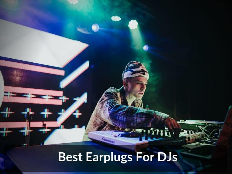 Best Earplugs For DJs 1
