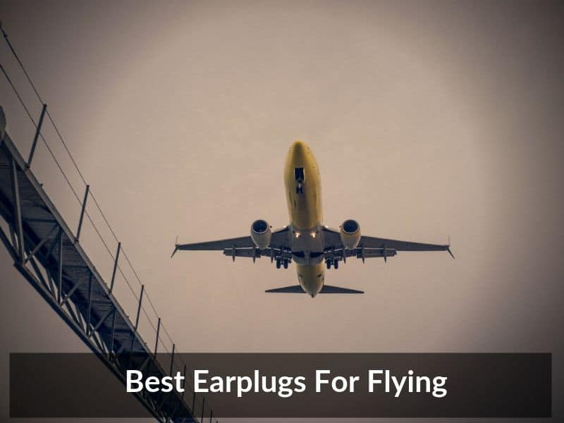 Best Earplugs For Flying 2