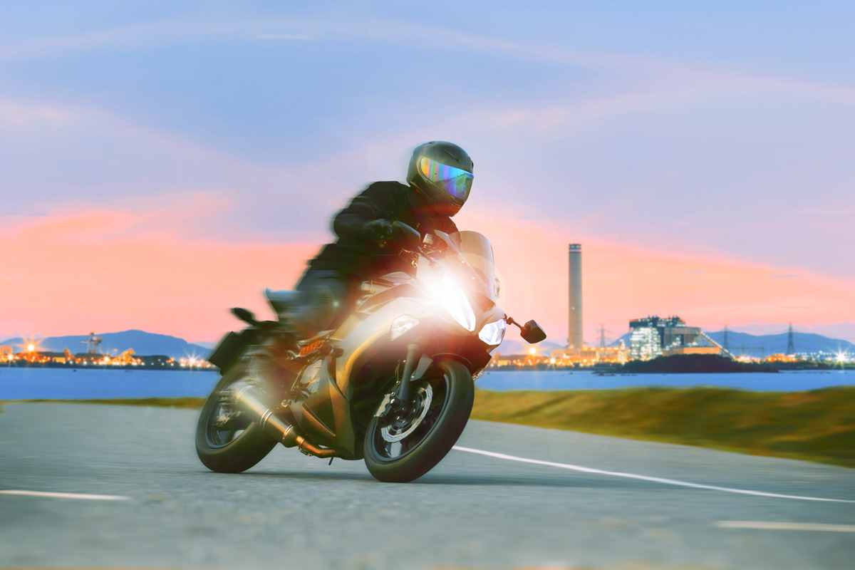 Motorcycle Hearing Protection: Earplugs for Motorcyclists