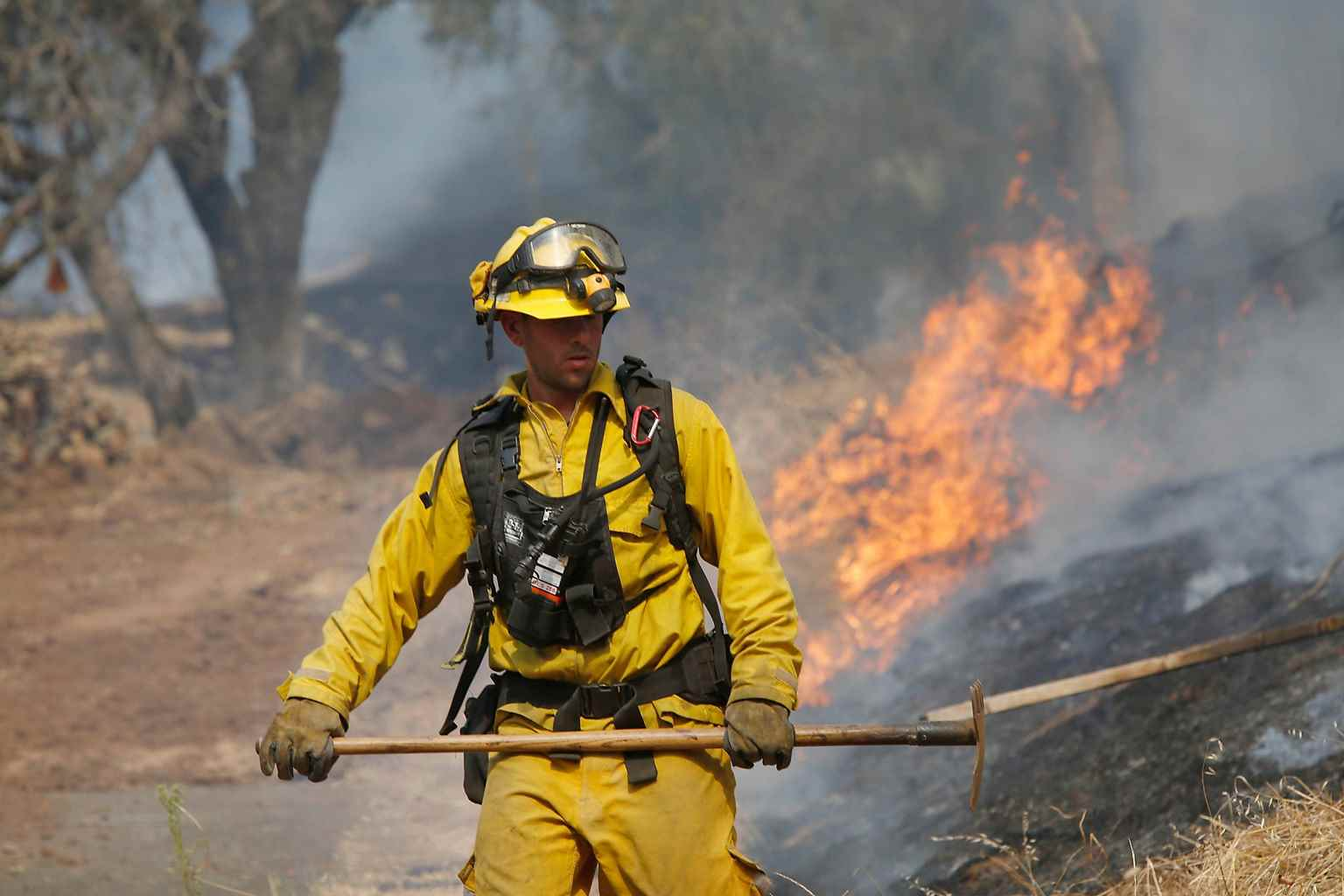 The Best Ear Protection For Firefighters, According To A Pro