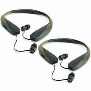 Walkers Razor Behind The Neck Hearing Protection Ear Buds