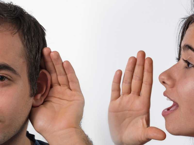 What are the 4 levels of deafness?