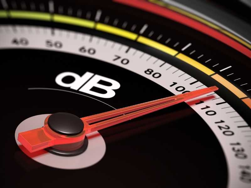 What is a safe dB level?